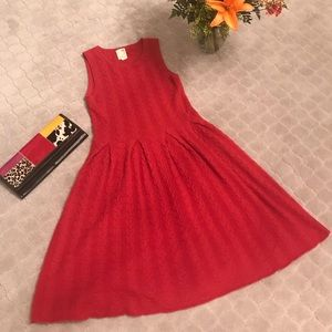 Anthropology far away from close sweater dress